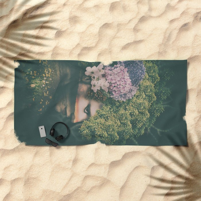 Mother Nature Beach Towel