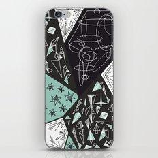 DARKSTAR GEOMETRIC iPhone & iPod Skin
