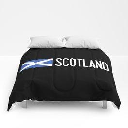 Scotland: Scottish Flag & Scotland Comforters