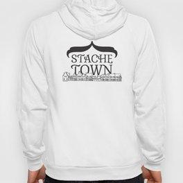 Stache Town Hoody