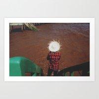 vietnam Art Prints featuring vietnam by Sean Flanigan