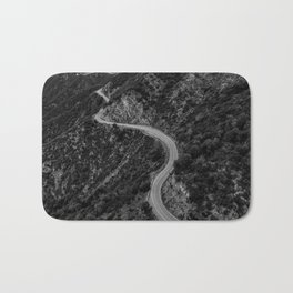 BACK ROADS Bath Mat