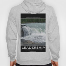 Athabasca Falls - Canadian Rocky Mountains Hoody