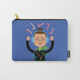 Holiday with Candy Carry-All Pouch