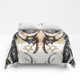 Sleepy Starbird Comforters