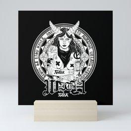 Witch Mini Art Print