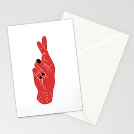 Wish You Luck Stationery Cards