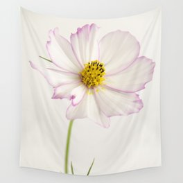 Sensation Cosmos White and Pink Wall Tapestry