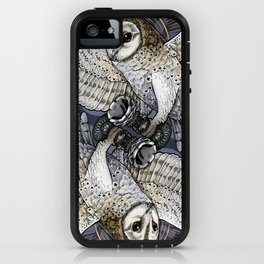 Owl Deck: King of Hearts iPhone Case
