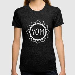 Yam—Heart Chakra Mantra T-shirt