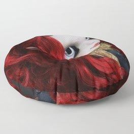 STEAMPUNK (Ooak  BLYTHE Doll) Floor Pillow