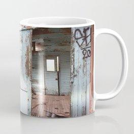 Train car memories Coffee Mug