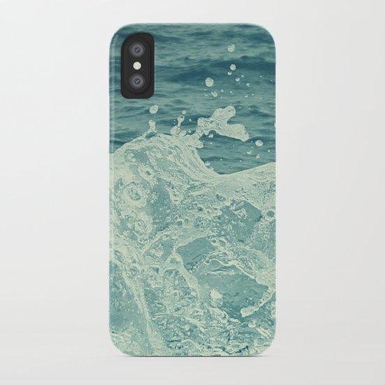 The Sea III. iPhone Case