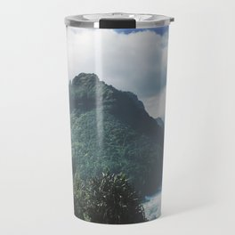 Na Pali Coast Kauai Hawaii Travel Mug