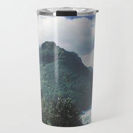 Na Pali Coast Kauai Hawaii Travel Mug