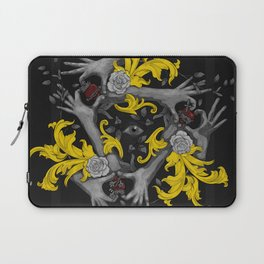 Hands and Hearts Laptop Sleeve