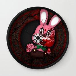 Robbie The Rabbit Wall Clock