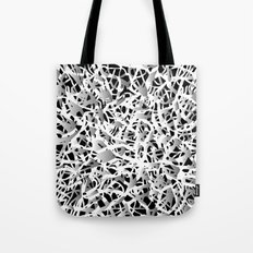 deep structure Tote Bag