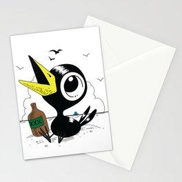 Drinky Crow! Stationery Cards