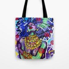 I am life, I am love Tote Bag