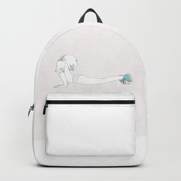 high top girl Backpack