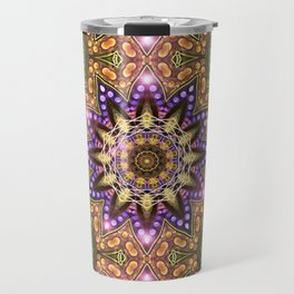 Bohemian Sun Travel Mug