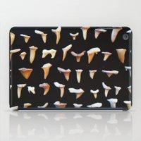 teeth iPad Cases featuring teeth by WaxLeaf