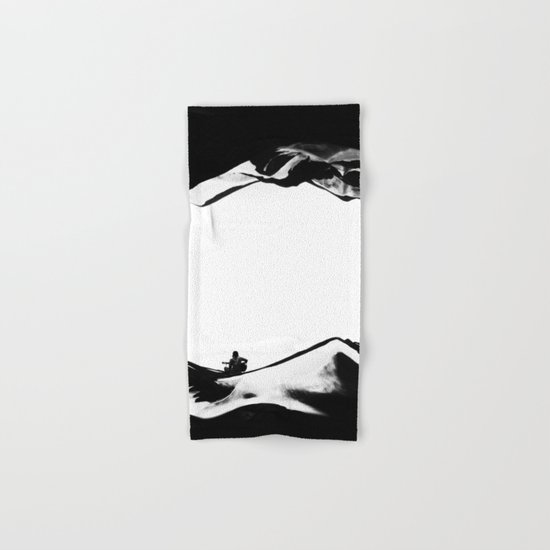 Song of isolation Hand & Bath Towel