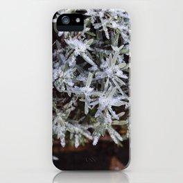 Neve em Londres - 3 iPhone Case