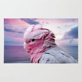 Galah Cockatoo Rug