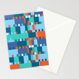 Chopin Fantaisie Impromptu (Anemone & Coral Colours) Stationery Cards