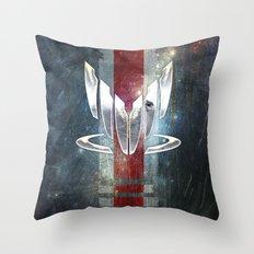 N7 Spectre Throw Pillow