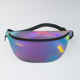 Prisms Play of Light 7 Fanny Pack
