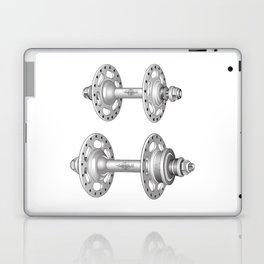 Campagnolo Record Pista Track Hubs Laptop & iPad Skin