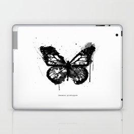 Black Monarch Laptop & iPad Skin