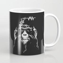 Music And Cigs Coffee Mug