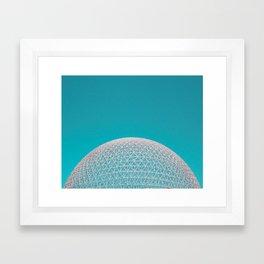 Surreal Montreal 5 Framed Art Print
