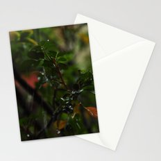 Rain // Leaves Stationery Cards