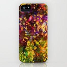 Fabric VI iPhone Case