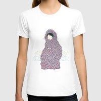 musa T-shirts featuring Musa by Belén Segarra