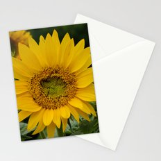 September Sunflower Stationery Cards