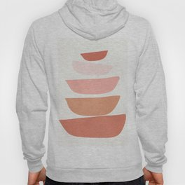 Abstract Minimal Shapes IV Hoody