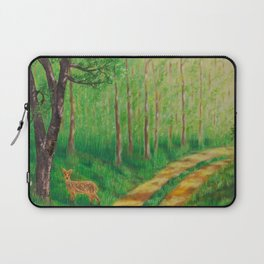 Lonely Time Laptop Sleeve