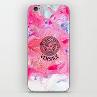 versace iPhone & iPod Skins featuring Versace Medusa  by  Can Encin