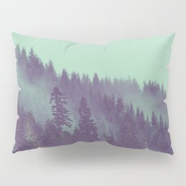 Adventure Awaits Forest Pillow Sham