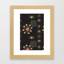 Firefly Framed Art Print
