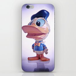 Duck #1 iPhone Skin