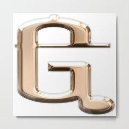 Grannae'sBoyz Metal Print