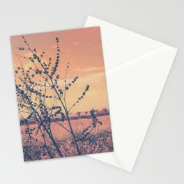 Imperfect Beauty (Beginning of Spring, California Countryside Farm) Stationery Cards