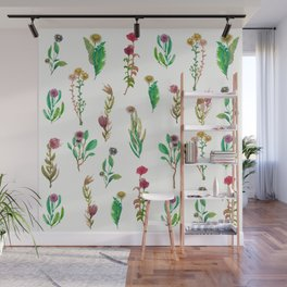 floweres for all Wall Mural